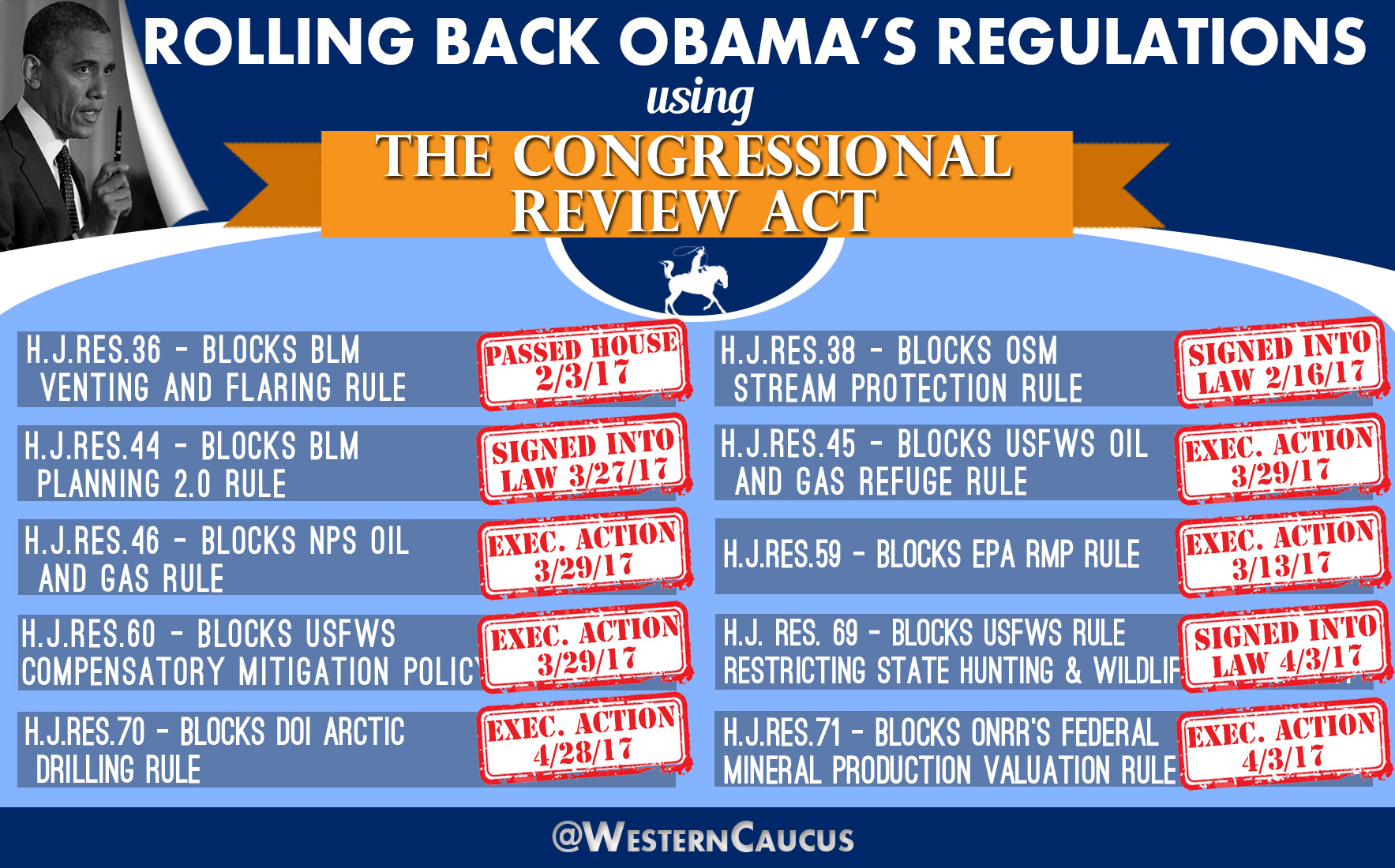 Image result for Congressional Review Act