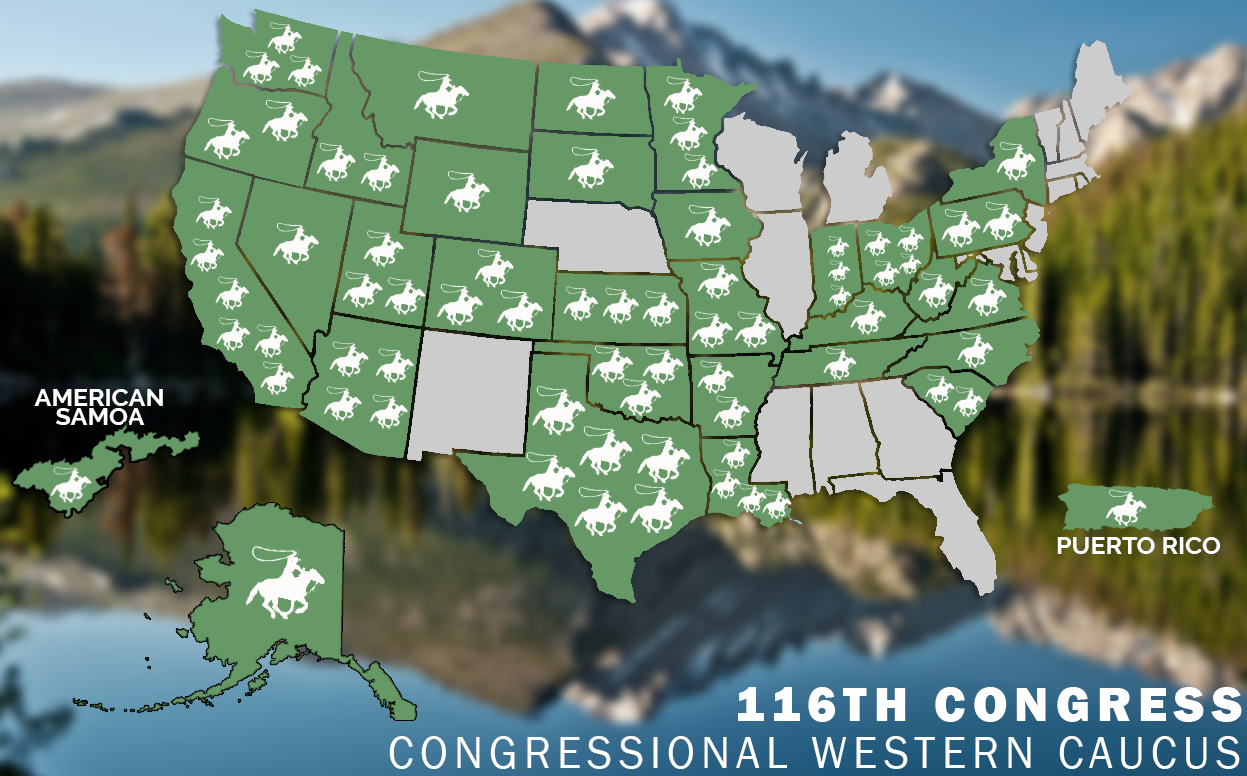 115th Congress Congressional Western Caucus