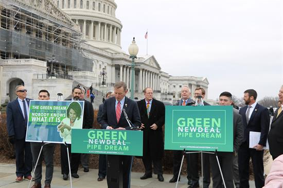 Green New Deal | Congressional Western Caucus